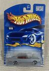 2000 Hot Wheel #088 First Editions 28/36 67 DODGE CHARGER Silver w/Pr5 Sp Wheel