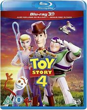 Toy Story 4 3d 2d Blu-ray UK BLURAY