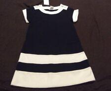 gymboree purrfectly fabulous Black And White Dress Size 5