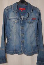 XX BY MEXX JEANS Ladies Blue Denim Jacket Size XS