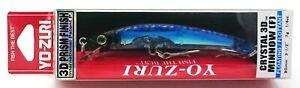 fishing lure YO-ZURI Crystal 3D Minnow 90F / F1145-C24