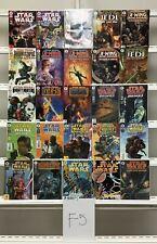 Star Wars Dark Horse 25 Lot Comic Book Comics Set Run Collection Box 1