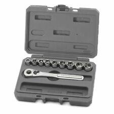 Craftsman 10 Pc. 6 Pt. 3/8 In. Metric Socket Wrench Set 34554