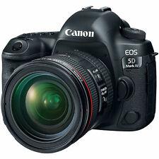 Canon EOS 5D Mark IV Digital SLR Camera with EF 24-70mm f/4L IS USM Lens BUNDLE!