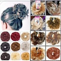 SMALL HAIR SCRUNCHIE WRAP MESSY BUN UPDO PONYTAIL SPIKEY / NEAT VARIOUS KOKO TOP