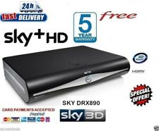 SKY PLUS + HD BOX - SKY AMSTRAD DRX890C - ON DEMAND