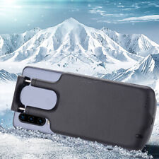 For Type-C Port CellPhone Battery Charge Case External Backup Power Bank 5000mAh