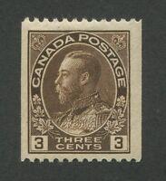 CANADA #134 MINT VF