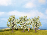 Obstbäume weiß blühend 3 Stück ca. 8cm Noch 25111