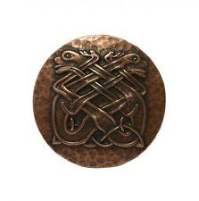 448c2326beb4 gothique de style médiéval Celtes BOUCLE CEINTURE chien CELTIQUE Vieux  Cuivre