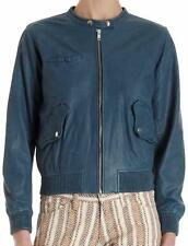 ETOILE ISABEL MARANT Calista washed leather jacket FR 40/ US 8-10