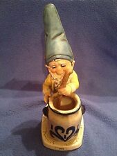 """Vintage Goebel Co-Boy Gnome #502 Mike """"The Jam Maker"""" - Thk6 - 8 1/2"""" Tall"""