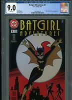 Batgirl Adventures #1  (1st print)   CGC 9.0  WP