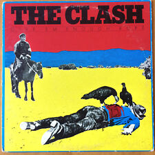 """The Clash """"Give 'Em Enough Rope"""" LP"""