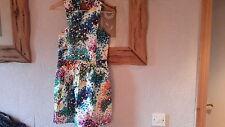 Love Label Summer Floral Dress Size 8