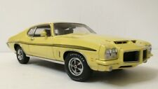 GMP 1:18 Pontiac Lemans 1972 Limited Edition  ( PLZ READ )