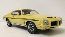 GMP 1:18 Pontiac Lemans 1972 Limited Edition ( PLZ READ )