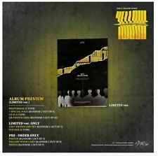 K-pop Stray Kids Album Cle 2 Yellow Wood 2ver Set CD Photobook 3p QR P.card