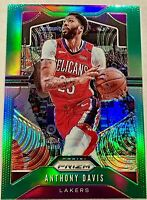 Anthony Davis 2019-20 Panini Prizm Green Prizm MINT HOT RARE🔥