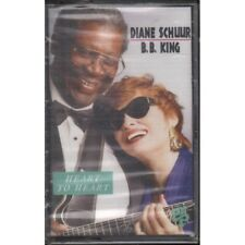 Diane Schuur & B.b. King ‎MC7 Heart To Heart / GRP Records ‎‎Sealed ‎