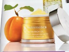 Nutrimetics Nutri Rich Oil Skincare 25ml New Stock Rec Retail $36.00 Post Incl