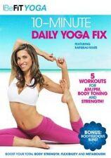 BeFit Yoga 10 Minute Yoga Daily Fix 0031398180302 DVD Region 1