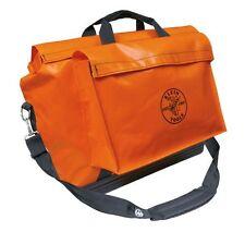 Klein Tools 5181ORA Vinyl Equipment Bag, Large