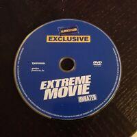 Extreme Movie (Unrated) DVD, Beverly Mitchell, Rob Pinkston Matthew Lillard Disc