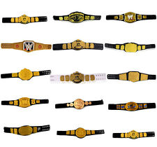 WWE Title Belt Wrestling Figures Heavyweight Elite Championship  Accessory Toy