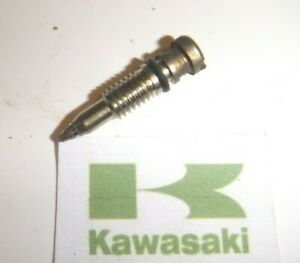 KAWASAKI GPZ 600 GPZ600 CARB CARBURETTOR FLOAT BOWL DRAIN SCREW X1 1985 - 1989