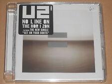 U2 -No Line On The Horizon- CD
