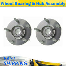 MOOG Front Wheel Bearing and Hub Assembly 2 PCS For Rogue 2008-2013