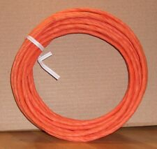 Paper Twist Ribbon Orange 4.5 yards  B231