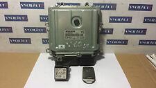 2014 VOLVO V60 S60 D3 ENGINE ECU KEY & KEY READER 31336983 0281018414 T5BVD OEM