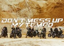 EXO [DON'T MESS UP MY TEMPO] 5th Album MODERATO CD+POSTER+F.Buch+Karte+Pre-Order