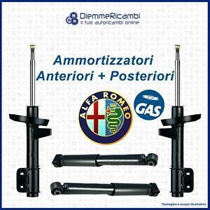 KIT 4 AMMORTIZZATORI ANTERIORI + POSTERIORI ALFA ROMEO 159 - 159 SW - BRERA 05>