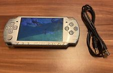 Sony PSP 2004 Slim & Lite Silber  PlayStation