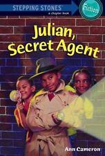 Julian, Secret Agent (A Stepping Stone Book(Tm) by Cameron, Ann