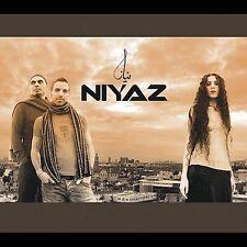 Niyaz CD Dance MINT Electronica Canadian Iranian World Music