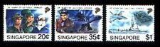 Singapore stamps - 1992 25 Years National Service military MNH