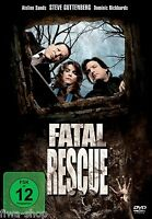 DVD - Fatal Rescue - Steve Guttenberg Novela de Suspense Nuevo y Emb. Orig.