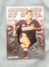 1995 ORIGIN MEN OF STEEL  RUGBY LEAGUE CARD OS4 - BRISBANE BRONCOS, ALLAN LANGER