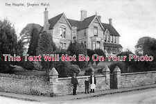 SO 40 - Shepton Mallet The Hospital, Somerset - 6x4 Photo