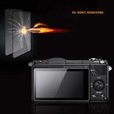 Lynca Displayschutz Panzerglas Sony HX50, HX60, LCD Glas Schutz ggs klar