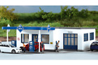 Piko Trains 61827 HO Scale Hobby Line ARAL Gasoline Station Building Kit