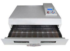 110V US T962C Infrared IC Heater Reflow Oven Soldering Machine 2500W 400x600mm Y