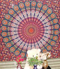 Indian Mandala Tapestry Bohemian Hippie Throw Decor Wall Hanging Twin Bedspread