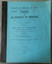 CONDITIONS DES FEMMES & DES ENFANTS DANS LES FABRIQUES RUSSES - SCHEINTZISS 1895