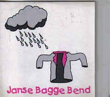 Jansse Bagge Band-Raegejas cd single