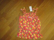 NWT Girls Gymboree Aloha Sunshine Pineapple Knit Top Shirt Size 8